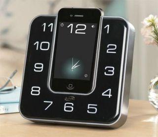 iPhone Clock Radio by iLive