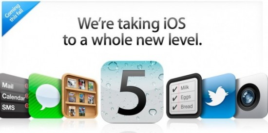Apple's iOS 5 File Says Beta 6 Is Coming Very Soon
