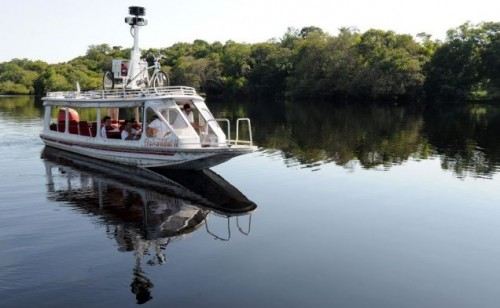 Google Street View Heads To The Amazon