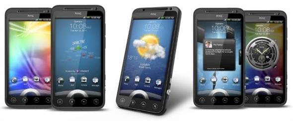 HTC EVO 3D launched in India for Rs 35,990/-