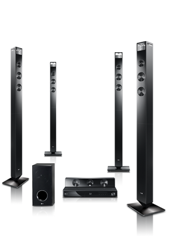 LG unveils HX906TX home theater system