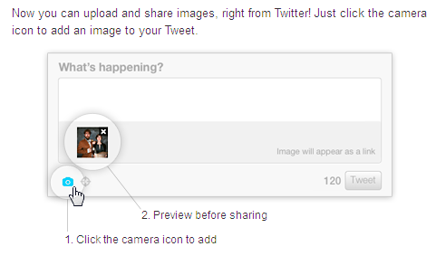 Twitter Introduced Its Photo Sharing Feature