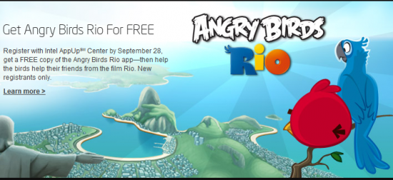 Angry Birds Rio FREE Download for your PC