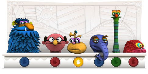 Google Doodle Pays Tribute to Muppets Creator Jim Henson