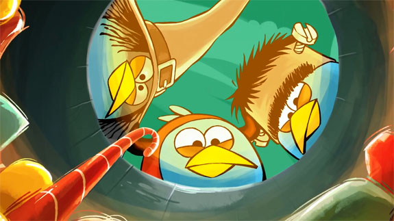 Rovio teases newest Angry Birds adventures