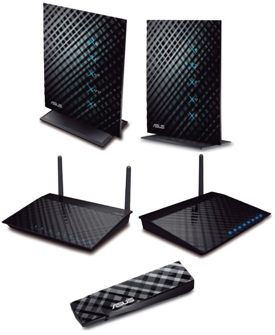 Asus 5 Routers