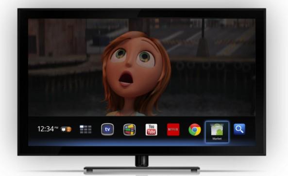 Google TV Software Updated to V2.0
