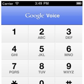 Google removes Google Voice from app store