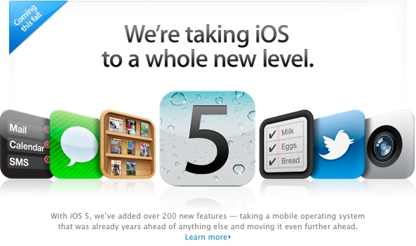 iOS 5 Release Download
