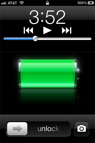iPhone Camera Llockscreen