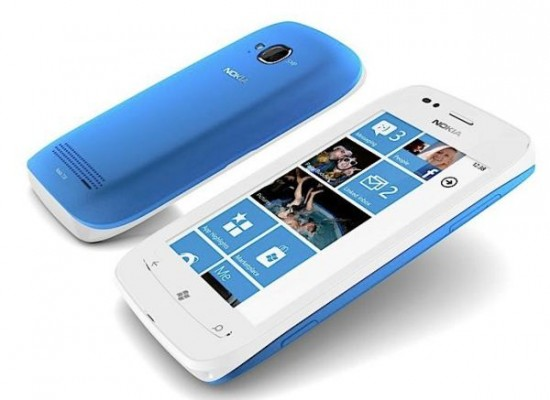 Nokia Lumia 710 & 800 Smartphone's