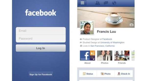 Facebook Timeline for iPad Coming in January 2012